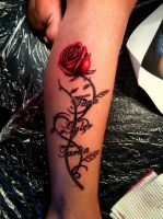 tattoos by CalebSlabzzzGraham