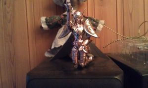 Andromeda GOD CLOTH Statue *incomplete*