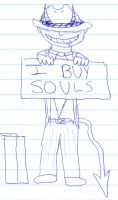 The Buyer of Souls by Aeoess