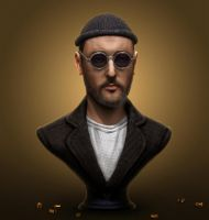 Leon the professional by Andreevsky