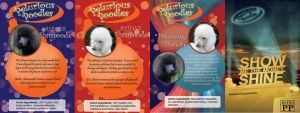 Pelurious-Poodles labels by kapdesign