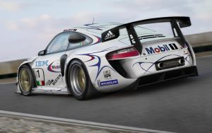 porsche 911 racing Age by agespoom
