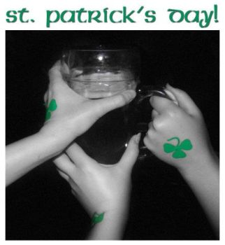 St. Patrick's Day by Lavenderwitch
