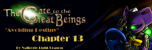 GTTGB - Avoiding Destiny - Chapter 13 by JarODragon