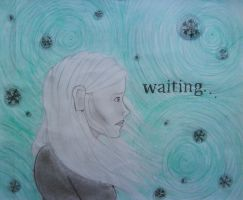 waiting... by art-is-an-expression