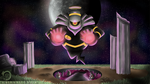 Dusknoir about to take you to the Underworld by TheMrminimario