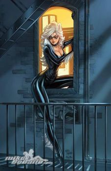 Black Cat by SquirrelShaver