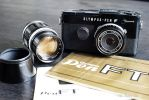 Black Pen FT with pancake lens by TLO-Photography
