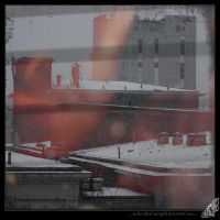 ..: little snowy cube :.. by Moth-called-Marigold