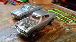 Shark's Chevelle WHIPS by hankypanky68