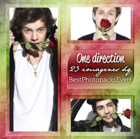 Photopack 1122 - One direction by BestPhotopacksEverr