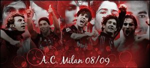 Ac Milan 2008-2009 by pollo0389
