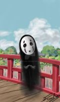 No Face by rue789