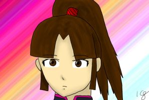 Request-Sango by K8extreme