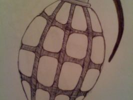 grenade by arevolutionarydevice