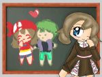 May's School Time Picture by Sakurarmarie