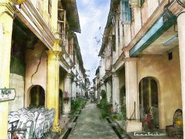 Ipoh Old Town by in2cr3ativ3
