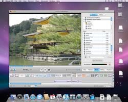 iMovie 06 on Leopard 2 of 3 by fighterxaos
