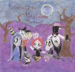 Welcome To Ruby Gloom Forever by Catula