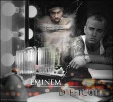 Eminem Difficult by patrycjaap94