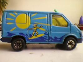 My ford van 02 by KeepItMetall