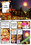 PM: HALLOWEEN SPECIAL -part1- pg1 by ROSEL-D