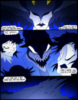 Wrath of The Devilman- 17- Siren is listening by NickinAmerica