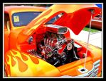 Quad Cab Engine by StallionDesigns