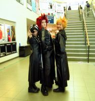 here. MOAR. AXEL. :I by TheAWSOMEsauce