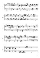 This Is Halloween sheet music pg. 5 by Noiporcs