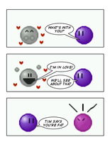 Emoticomic: Love by DanVzare