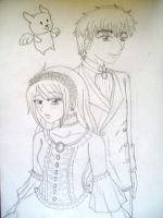 APH: Enchanted by kahochanlenkunlovers