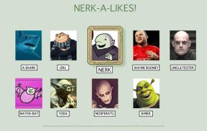 NERK-A-LIKES - UPDATED by Kat-Nicholson