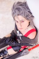 Final Fantasy X2 - Paine by LadyDaniela89