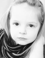 My little girl by Pam-Adrie