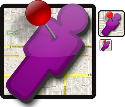 iPhone Location App by smykes24