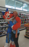 Fursuiting in Walgreens (pic 2) by BenRusk