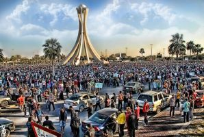 bahrain lulu roundabout by hussainy