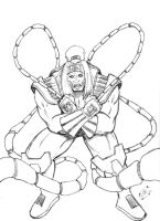 Omega Red by thEbrEEze