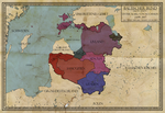 Baltic Union: 1867 by zalezsky