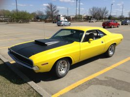 1970 Dodge Challenger by Carsiano