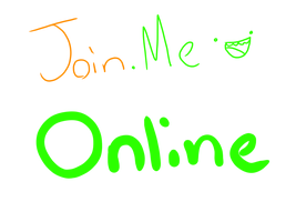 Join.Me ONLINE by finchfluff