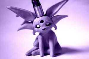 Espeon Haze by Fuckinintents
