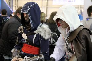 Assassin's Creed Cosplay 10 by killaboom