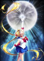 Moon Pride .:. Sailor Moon Crystal Facets by ToxicStarStudio