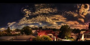 Moldavian sky by Eternally-Relaxed