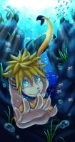 Merman Naruto by Neoanais