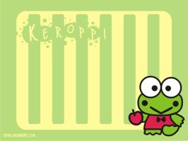 Keroppi's wallpapers by chii00