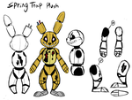 Spring Trap Plush Layout by VengefulSpirits