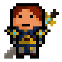 Garen, the Pix...DEMACIAAAAAAAAAAAAAAAA!!! by Pixel-League